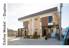 Duplex House and lot for sale in Talisay
